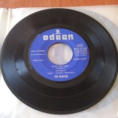 Discos de vinilo: THE BEATLES. SINGLE YESTERDAY. I NEED YOU.. Lote 149682273