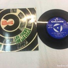 Discos de vinilo: SINGLE ORIGINAL AÑOS 60/70. RAD75. Lote 149685114