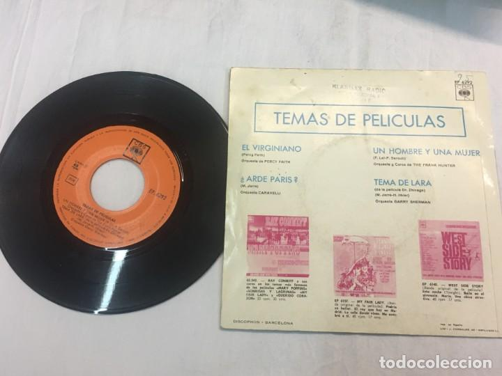 Discos de vinilo: BANDA SONORA SINGLE ORIGINAL AÑOS 60/70. RAD75 - Foto 2 - 149685750
