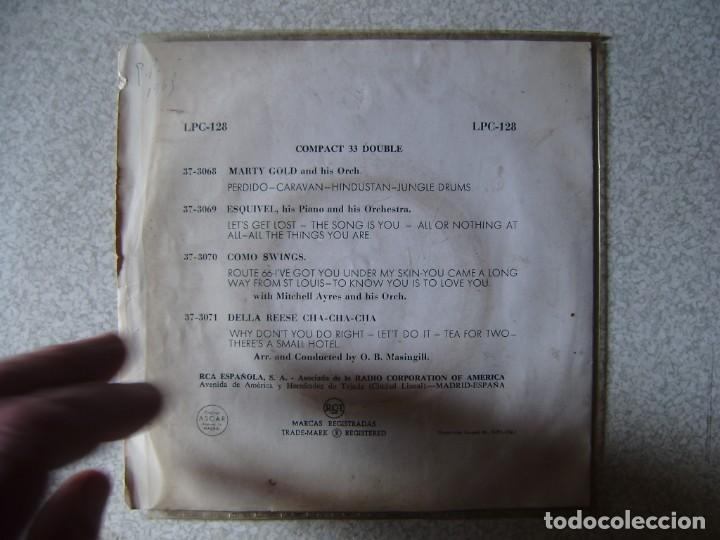 Discos de vinilo: ELVIS PRESLEY.FLAMING STAR+3...VINILO EX - Foto 2 - 149693130