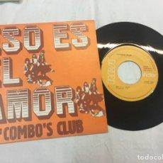 Discos de vinilo: SINGLE ORIGINAL AÑOS 60/70. RAD75. Lote 149693402