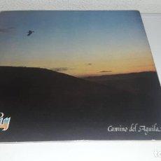 Discos de vinilo: LPDISCO VINILO LP IMAN CALIFATO INDEPENDIENTE CAMINO DEL AGUILA. Lote 149693998