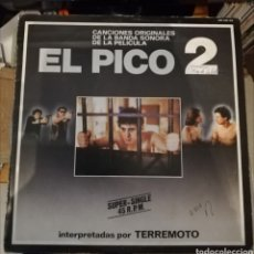 Discos de vinilo: EL PICO 2. BSO.. Lote 149695673