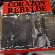 Discos de vinilo: CORAZON REBELDE. ADONDE VAN. Lote 149697334