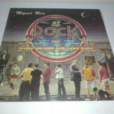 Discos de vinilo: DISCO VINILO LP MIGUEL RIOS EL ROCK DE UNA NOCHE DE VERANO. Lote 149712618