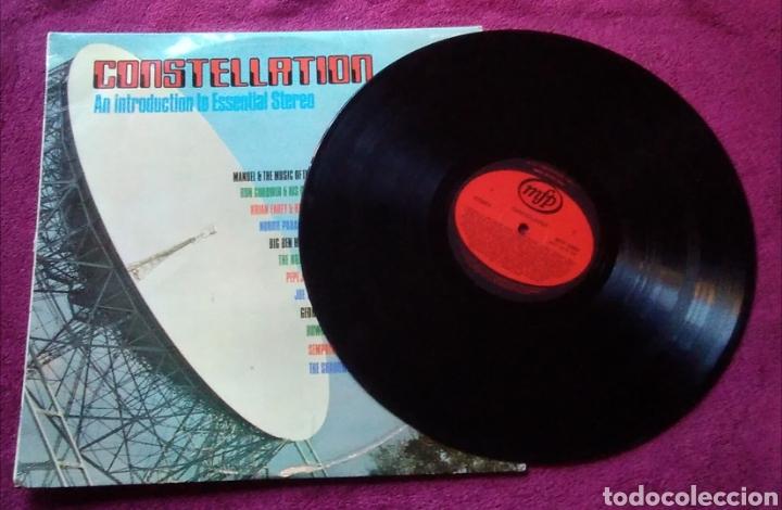 Discos de vinilo: Disco vinilo constellation an introduction to essential stereo AÑO 1964 mfp stereo - Foto 3 - 149728800