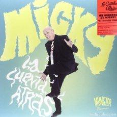 Discos de vinilo: MICKY * LP 180G * LA CUENTA ATRÁS * PRECINTADO!!. Lote 149736678