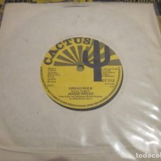 Discos de vinilo: JUDGE DREAD - DREAD ROCK - SG - EDICION INGLESA DEL AÑO 1978.. Lote 149744626