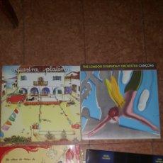 Discos de vinilo: LOTE 60 DISCOS DE VINILOS. Lote 149750162