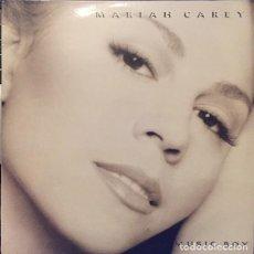 Discos de vinilo: MARIAH CAREY ?– MUSIC BOX (EPAÑA, 1993) [DIFÍCIL EN LP - RAREZA]. Lote 149761970