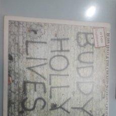 Discos de vinilo: BUDDY HOLLY LIVES ,MCA RECORDS 1980 #. Lote 149783846