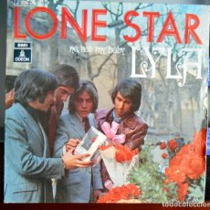 Discos de vinilo: LONE STAR-EMI ODEON-1970 LYLA - NO,NOT MY BABY.. Lote 149793490