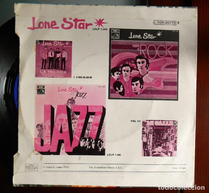 Discos de vinilo: lone star-Emi Odeon-1970 Lyla - No,not my baby. - Foto 2 - 149793490