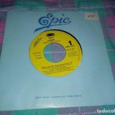 Discos de vinilo: EUROPE SWEET LOVE CHILD SINGLE VINILO PROMO ESPAÑA DEL AÑO 1993 CONTIENE 1 TEMA JOEY TEMPEST RARO. Lote 149799920