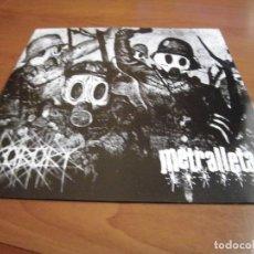 Discos de vinilo: KOBORY / METRALLETA SPLIT 10. Lote 149806026