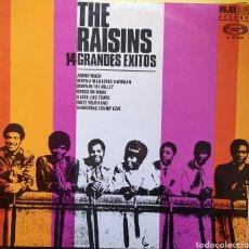 Discos de vinilo: RAISINS - ORIGINAL DE MAJOR MINOR RECORDS (VER PORTADA ARRIBA A LA DERECHA) - VINILO LP. Lote 149820561