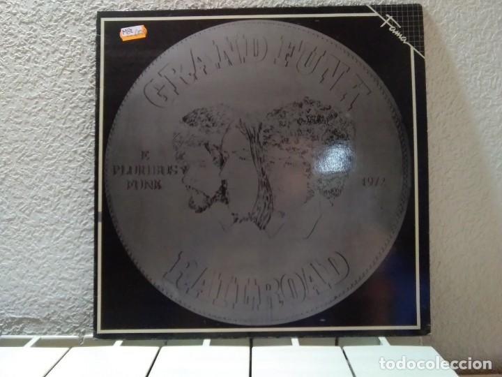 GRAND FUNK RAILROAD (Música - Discos - LP Vinilo - Pop - Rock - Extranjero de los 70)