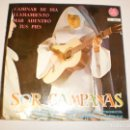 Discos de vinilo: SINGLE SOR CAMPANA. CAMINAR DE DÍA. LLAMAMIENTO.MAR ADENTRO. A TUS PIES. PAX 1965 SPAIN. Lote 149829710