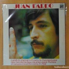 Discos de vinilo: JUAN PARDO - JUAN PARDO - LP. Lote 149856110