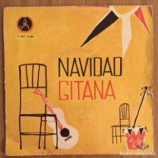 Discos de vinilo: NAVIDAD GITANA EP DISCOTECA PAX EDIC ESPAÑA. Lote 149859986