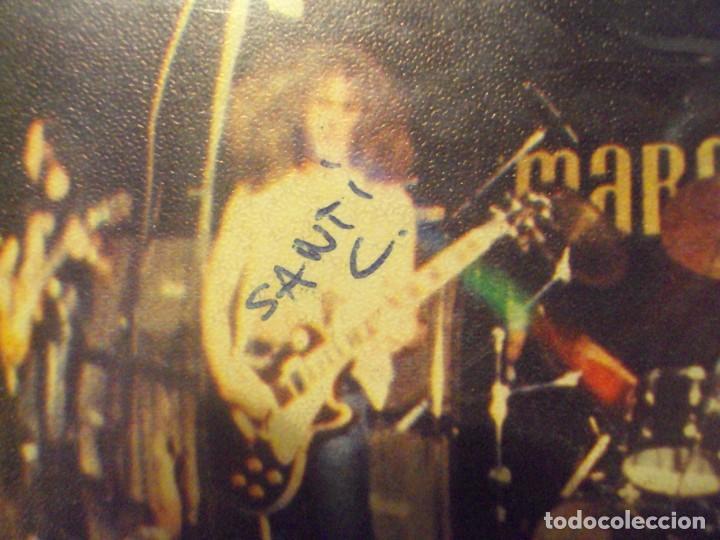 Discos de vinilo: BARON ROJO, LOS ROCKEROS VAN AL INFIERNO, INCOMUNICACION. SINGLE EDICION ESPAÑOLA 1981 CHAPA-DISCO - Foto 2 - 149866386