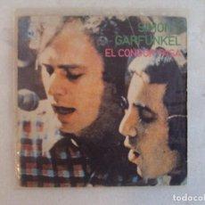 Discos de vinilo: SIMON Y GARFUNKEL. EL CONDOR PASA. SINGLE EDICION ESPAÑOLA 1970, CBS. Lote 149869442