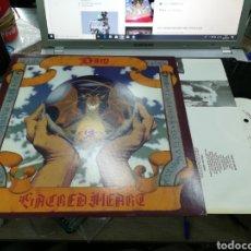 Discos de vinilo: DIO LP SACRED HEART U.S.A. 1985. Lote 149879776