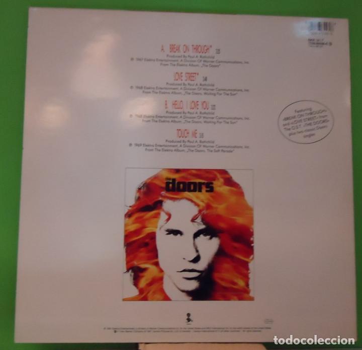 Discos de vinilo: MAXI 12'' The Doors - Break On Through - Foto 2 - 149883878
