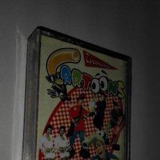 Discos de vinilo: CASSETTE CARTOONS. TOONAGE.. Lote 149865346