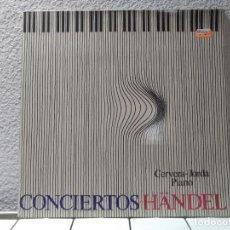 Discos de vinilo: CONCIERTOS HANDEL . Lote 149940102