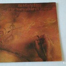 Discos de vinilo: ALBUM DE LA BANDA BRITANICA DE ROCK PROGRESIVO, THE MOODY BLUES . Lote 149945370