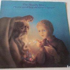Discos de vinilo: ALBUM DE LA BANDA BRITANICA DE ROCK PROGRESIVO, THE MOODY BLUES . Lote 149947174