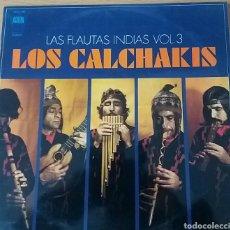 Discos de vinilo: LOS CALCHAKIS. Lote 149952646