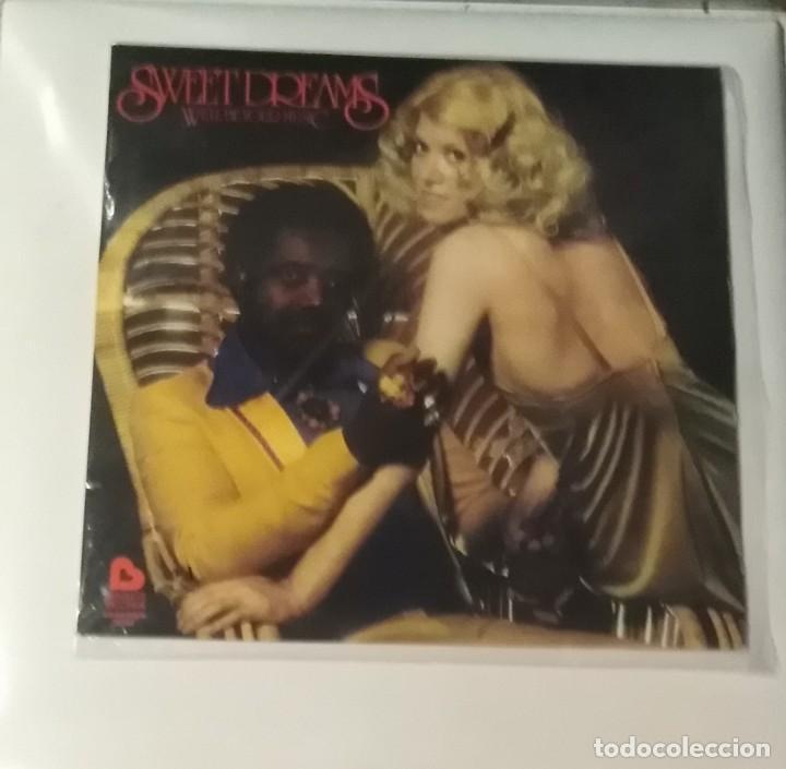 SWEET DREAMS WE´LL BE YOUR MUSIC (Música - Discos de Vinilo - EPs - Funk, Soul y Black Music)