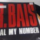 Discos de vinilo: SINGLE (VINILO) DE R. BAIS AÑOS 80. Lote 149960838