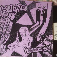 Dischi in vinile: APALOSEKO JODIENDO LA MARRANA LP 1992. Lote 149967930