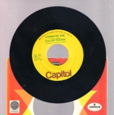 Discos de vinilo: DALLAS FRAZIER - TENNESSE SUE / ESPECIALLY FOR YOU (SINGLE 7'' ). Lote 149975342