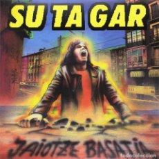 Discos de vinilo: LP SU TA GAR JAIOTZE BASATIA VINILO TRASH METAL. Lote 152428180