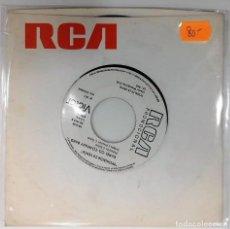 Discos de vinilo: KAMEL OIL COMPANY BAND - MUSTAPHA / PETROLEO EN BRUTO SG PROMO ED. ESPAÑA 1977. Lote 149996594