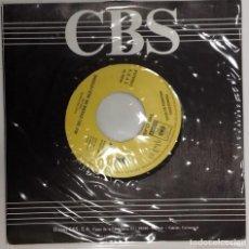 Discos de vinilo: THE CLASH - SHOULD I STAY OR SHOULD I GO SG SIDED, PROMO ED. ESPAÑOLA 1991. Lote 149997666
