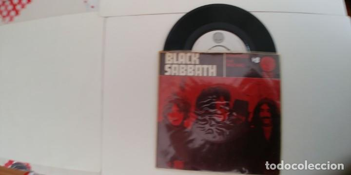 BLACK SABBATH-SINGLE PARANOID (Música - Discos - Singles Vinilo - Heavy - Metal)