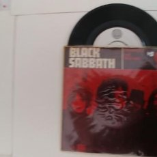 Discos de vinilo: BLACK SABBATH-SINGLE PARANOID. Lote 149999414