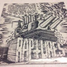Discos de vinilo: RAPTURES – RATS . Lote 150000986
