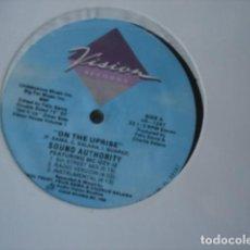 Discos de vinilo: SOUND AUTHORITY ON THE UPRISE / GET IT UP. Lote 150007546