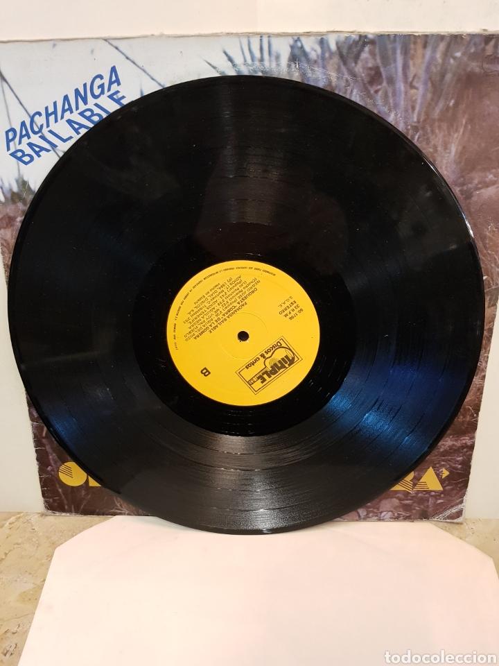 Discos de vinilo: ORQUESTA COBRA DE LA GOMERA PACHANGA BAILABLE LP VINILO - Foto 4 - 150070085