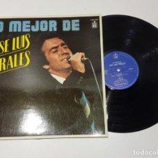 Discos de vinilo: LP DE VINILO LO MEJOR DE JOSE LUIS PERALES. Lote 150083242