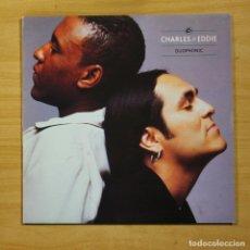 Discos de vinilo: CHARLES & EDDIE - DUOPHONIC - LP. Lote 150086301