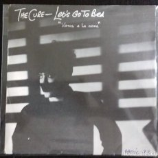 Discos de vinilo: THE CURE - LET´S GO TO BED = VAMOS A LA CAMA SG ED. ESPAÑOLA 1983. Lote 150087662