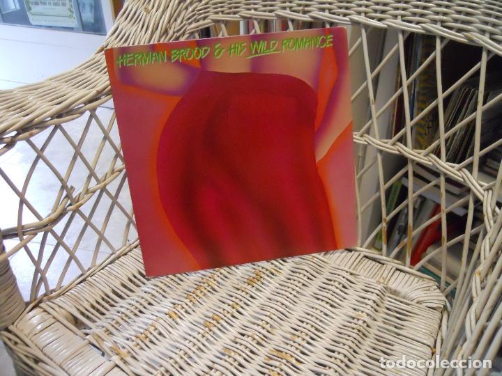 HERMAN BROOD & HIS WILD ROMANCE.LP ORIG USA 1979.SELLO ARIOLA. ROCK & ROLL, POWER POP (Música - Discos - LP Vinilo - Pop - Rock - Extranjero de los 70)
