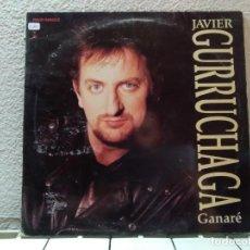 Discos de vinilo: JAVIER GURRUCHAGA . Lote 150098106